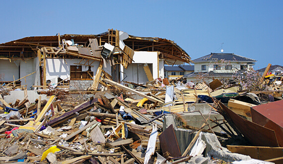 株式会社海族DMC_東日本大震災の遺体・遺品の捜索