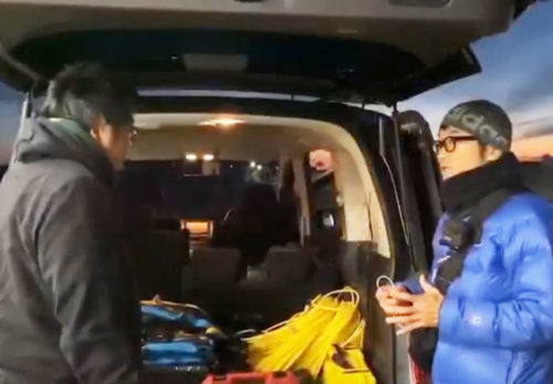 水中ドローンによる震災行方不明者の海底捜索活動について